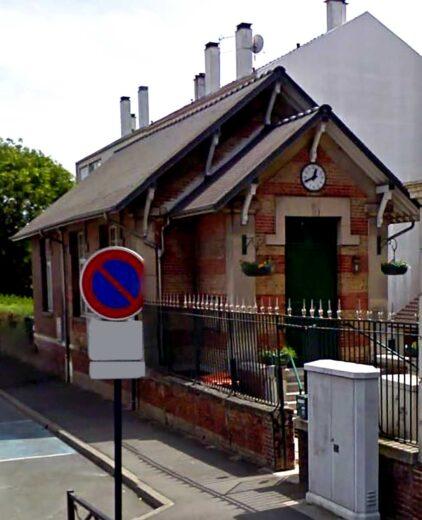 L'école du Bourg - L' ancienne Salle des Mariages