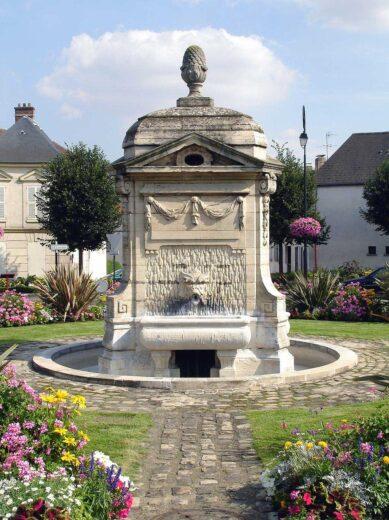 La Fontaine d'Arnouville
