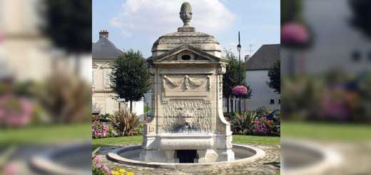 Featured La Fontaine d'Arnouville