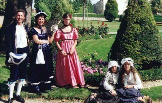 Journées du Patrimoine, Bicentaine de la Révolution à Arnouville
