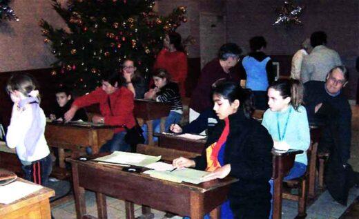 Photo de classe d'Arnouville
