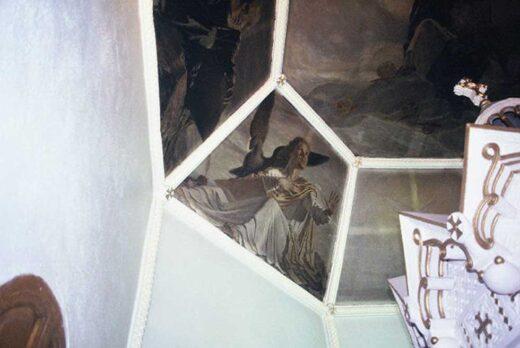 2ème Peinture sous le dôme d'Ariel Agemian