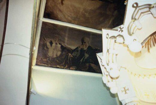 3ème Peinture sous le dôme d'Ariel Agemian