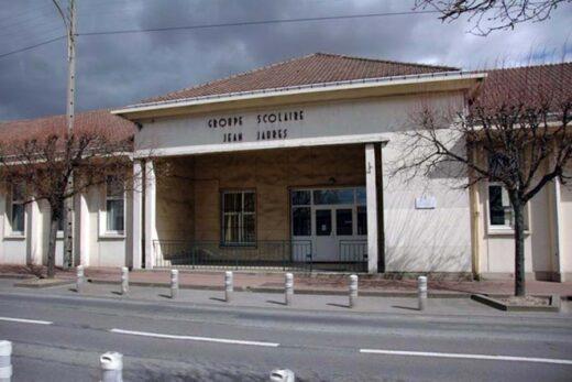 École Jean Jaurès à Arnouville