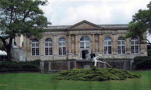 L'Orangerie du château d'Arnouville