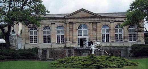 Featured l'orangerie et l'internet du château