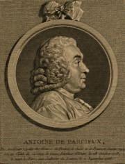 Antoine De Parcieux à Arnouville
