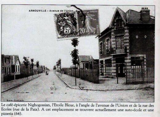 Le café épicerie des Nigoghossian à Arnouville
