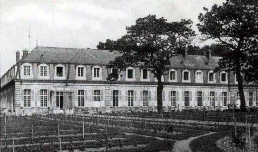 Le château d'Arnouville de J.B. de Machault