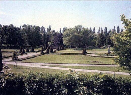Le Parc du Château d'Arnouville