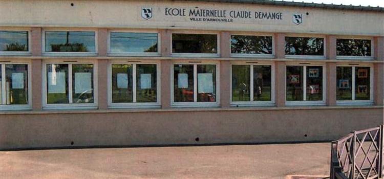L'école Claude Demange, maternelle