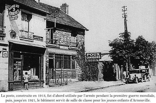 Ecole la Gare à Arnouville