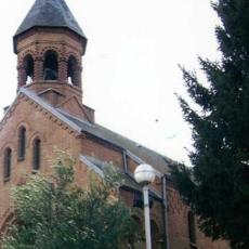L'église apostolique Sainte Croix de Varak