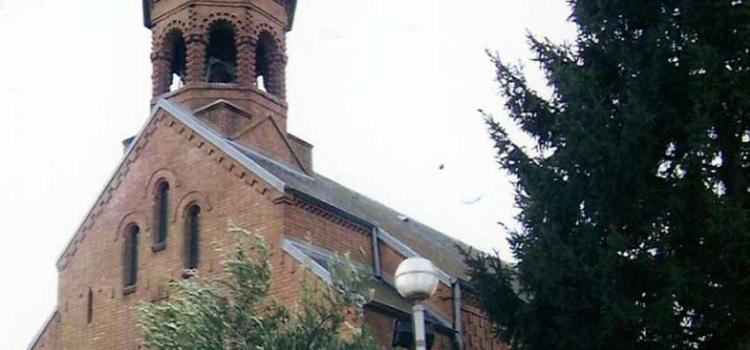 Eglise Arménienne de Sainte croix de Varak d'Arnouville