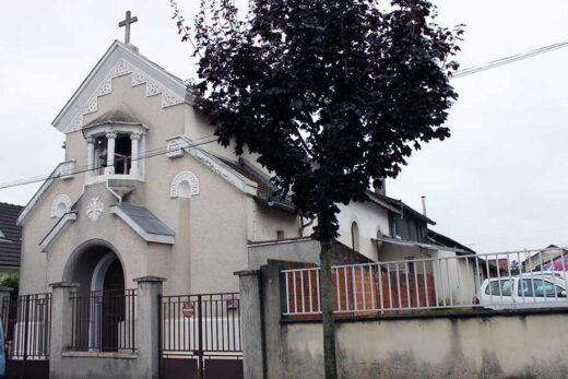 Eglise catholique Saint Grégoire l'illuminateur