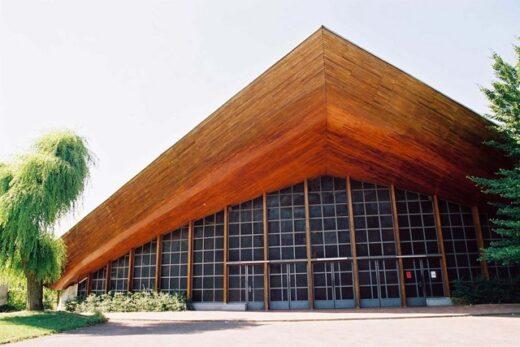 église notre Dame de la Paix à Arnouville