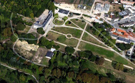 L'Aile du château d'Arnouville