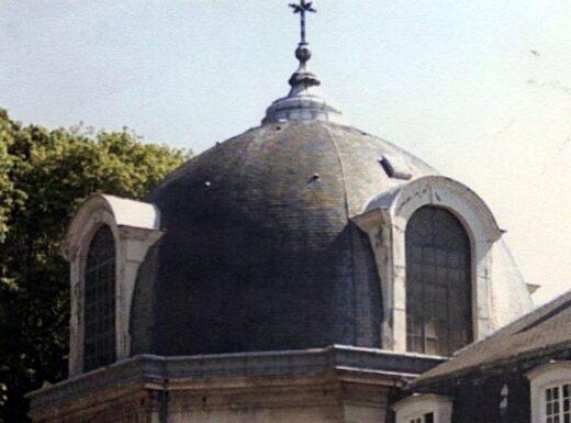 La chapelle du château d'Arnouville