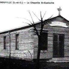 De la chapelle St Eustache à Notre Dame de Lourdes