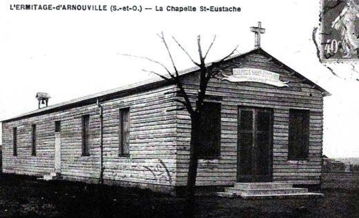 La Chapelle saint Eustache d'Arnouville