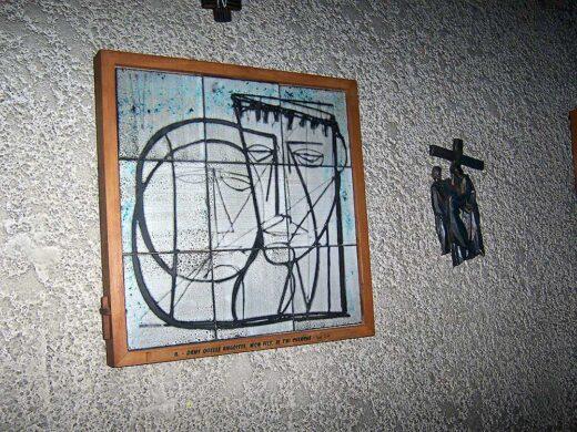 """Une station """"chemin de croix"""""""