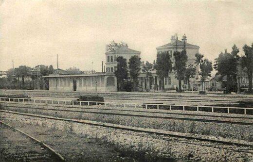 Gare Villiers-le-Bel, Gonesse, Arnouville