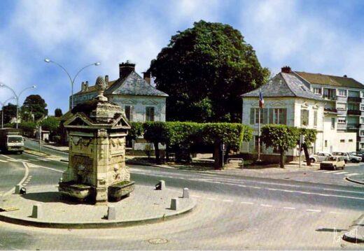 L'ancienne mairie, devenue la mairie annexe de la commune d'Arnouville