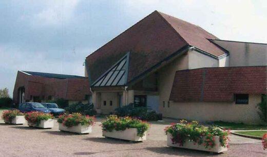 La Salle Espace Charles Aznavour de la commune d'Arnouville
