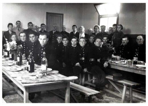 Les pompiers d'Arnouville