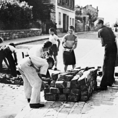 La Libération en Ile-de-France, la seconde guerre mondiale