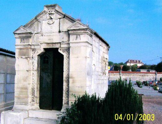 Chapelle de la Famille de Machault à Arnouville