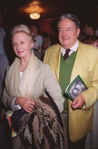 Simone Valère et Jean Desailly à notre époque