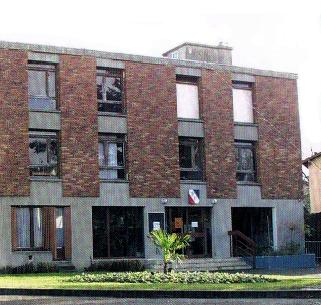 La nouvelle mairie d'Arnouville