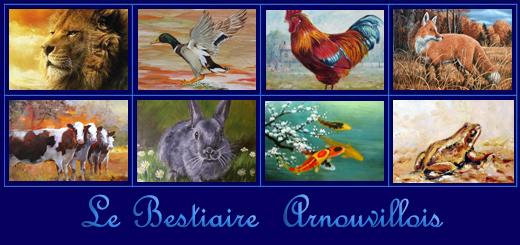 Featured Le Bestiaire Arnouvillois