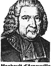 Charles de Machault, le premier de la famille a être le seigneur d'Arnouville