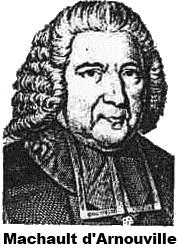 La Famille de Machault d'Arnouville - Charles de Machault