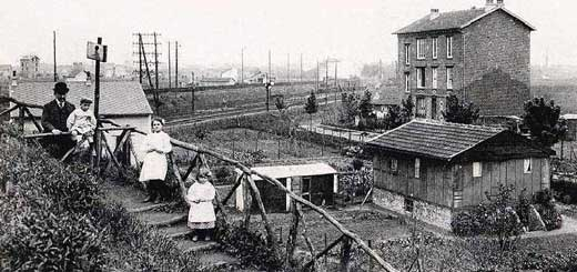 Souvenirs d'enfance à Arnouville en 1917-1918