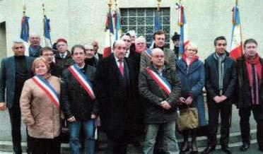 Les élus d'Arnouville