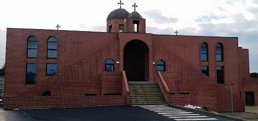 Eglise Saint-Jean-Apôtre - Assyro-Chaldéenne à Arnouville