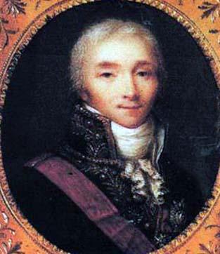 Joseph Fouché, dit Fouché de Nantes, duc d'Otrante, comte Fouché