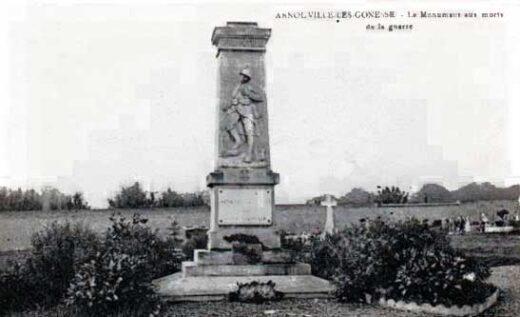 Monument aux morts de la Guerre d'Arnouville