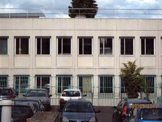 Cantine et salle informatique du collège Jean Moulin