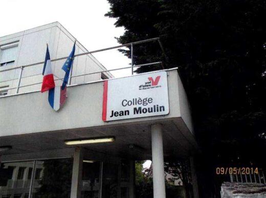Etablissement Collège Jean Moulin