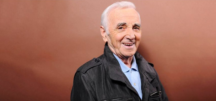 Featured Charles Aznavour