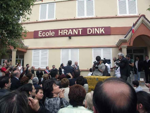 Ecole Hrant Dink - Inauguration du 30 Juin 2007
