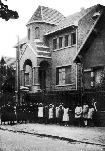 L'école des Soeurs à Arnouville