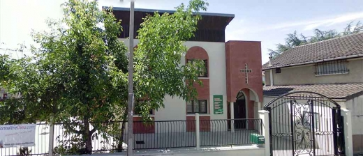 Eglise évangélique arménienne