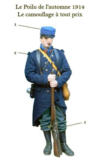Le Soldat Gaston - Poilu
