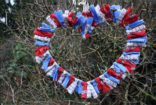 Un Coeur pour les Victimes, Bleu, Blanc, Rouge