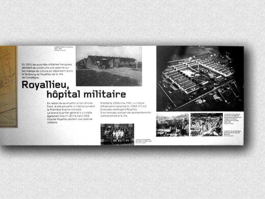 Royallieu - Hôpital Militaire